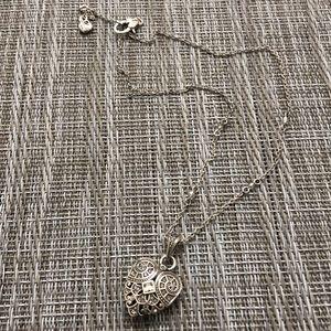 Brighton Mumtaz heart necklace